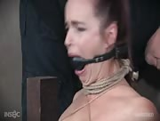 Non-Stop Bondage Beating