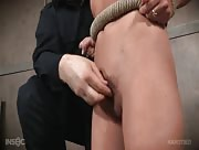 Submissive Begs to Cum and Gets More Than She Bargained For